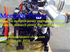 Genuine Cummins !!! Cummins 4BTA3.9-C100 diesel engine for execavator