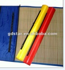 promotional high quality roll straw mat