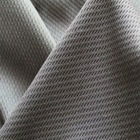Polyester Close Hole Mesh Knitted Fabric