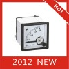 NEW 76*76MM ac analog ammeter