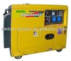 5KVA Diesel Soundproof Generator