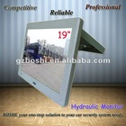 2012 Hot 19inch HD bus roofmount monitor
