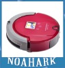 Red color Multifunctional Robot Vacuum Cleaner,LCD,Touch Button,Schedule Clean,Virtual Wall