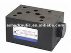 Yuken MC of MCP-01,MCA-01,MCB-01,MCT-01,MCP-03,MCA-03,MCB-03,MCT-03 Hydraulic Modular Check Valve