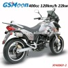 400cc eec sports motorcycle meet Euro III / DOT/ CDOT / EPA emission