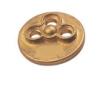 brass flange