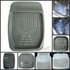 PVC Car Mat 4 Pcs Set
