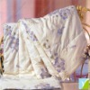 tussah silk quilt, comforter, duvet, patchwork quilt, cotton quilt, silk quilt T