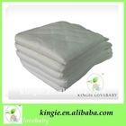 disposable cloth diaper insert, bamboo insert, nappy insert. diaper inset, bio soft bamboo inset