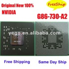 Genuine New 100% NVIDIA G86-730-A2 Notebook GPU, Laptop Video IC