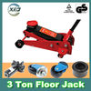 GARAGE SERVICE FLOOR JACK 3 TONS