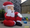 5M High Inflatable Santa Holiday Inflatable