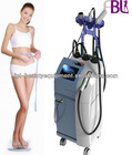non-invasive IPL&RF&Cavitation machine for body slimming