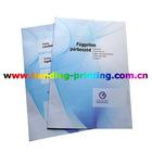 """Printed Reinforced School Folders, Two-Pocket, 9-9/16"""" x 12"""