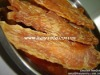 dehydrated chicken meat