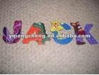 KIDS LETTERS ABC NAME SIGNS PLAQUE BEDROOM DOOR