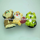 Animal buckle for shoes plastic shoes accessory