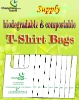 biodegradable T-shirt packing bag