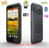 smartphone android gps dual sim Android 4.0 3G Phone 3D Game WIFI GPS big battery QHD original HD LCD 8MP camera