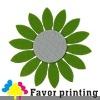 100% Polyester Felt Coasters (F-CR001)
