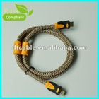 """High speed 19P HDMI cables 1080p """"A"""" plug to """"A"""" M 1.4 version"""