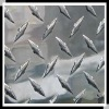 Mirror Finish Diamond Pattern Aluminum Tread Plate For Anti-Slip