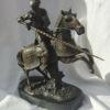 soldier bronze statues/bronze soldier statues