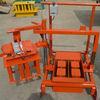 QT40-3C small cement block making machine