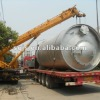 2012 NEW DESIGN tyre recycling oil machine in India