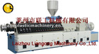 double-screw plastic extruding machinery