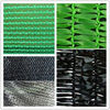 100% new HDPE material green anti UV sun shade sail