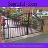 Decorative beautiful gates or doors