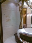 12'x24' Roto bathroom marble imitation ceramic glazed wall tile
