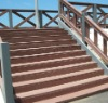 wpc outdoor stair