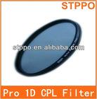 PRO-1D Slim CPL filter 49mm,52mm,55mm,58mm,62mm,67mm,72mm,77mm,82mm,86mm