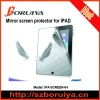 Mirror Screen Protector Guard Film for iPad