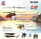 4CH 2.4G radio control helicopter long fly time 9035-1
