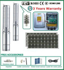 Solar Pump---2012 New Stainless Steel solar pump / Solar Water Pump