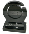 Black Crystal Trophy Award