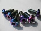 ISO7380 Titanium Screws