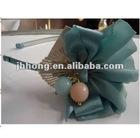 lace chiffon handmade headban wholesale