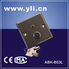 Door Release Button With LED (stainless steel)