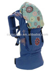 USA top brand original baby carrier EMBROIDERY BLUE, fashion baby taking sling backpack and carriers