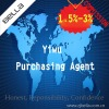 Yiwu agent/purchasing agent/buying agent