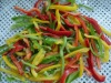 IQF mix pepper sliced