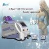 Portable 2 in 1 E-light & RF Skin Tightening Machine