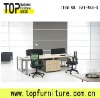 wholesale-4 person office workstation modern office partition