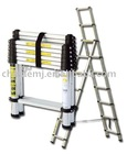 Multi-function telescopic step ladder(EN131/SGS,CE/EN131)(We also have 3.8m,3.2m,2.9m,2.6m,2.0m and 1.9m*1.9m,etc.)