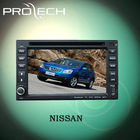 for NISSAN car dvd player GPS navigation system Bluetooth Ipod HD LCD Win CE6.0 PIP