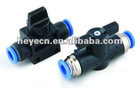 pneumatic air fitting, tube fitting(HVSF Series)